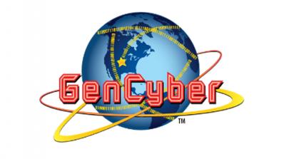 GenCyber globe logo