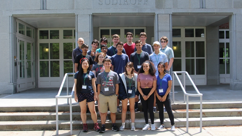 2018 Advanced GenCyber Students